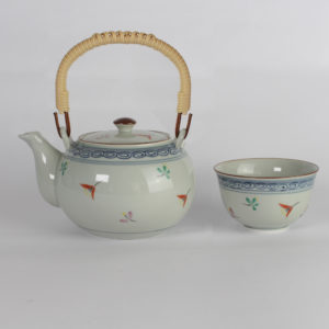 Aritayaki Dobin Tea Set